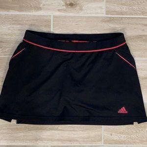 Adidas black skort